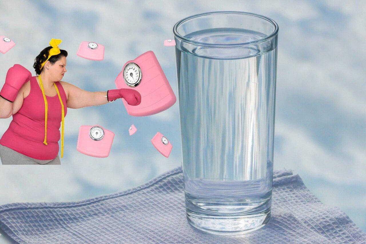 Похудела С Помощью Простой Воды. Быстрое похудение водой