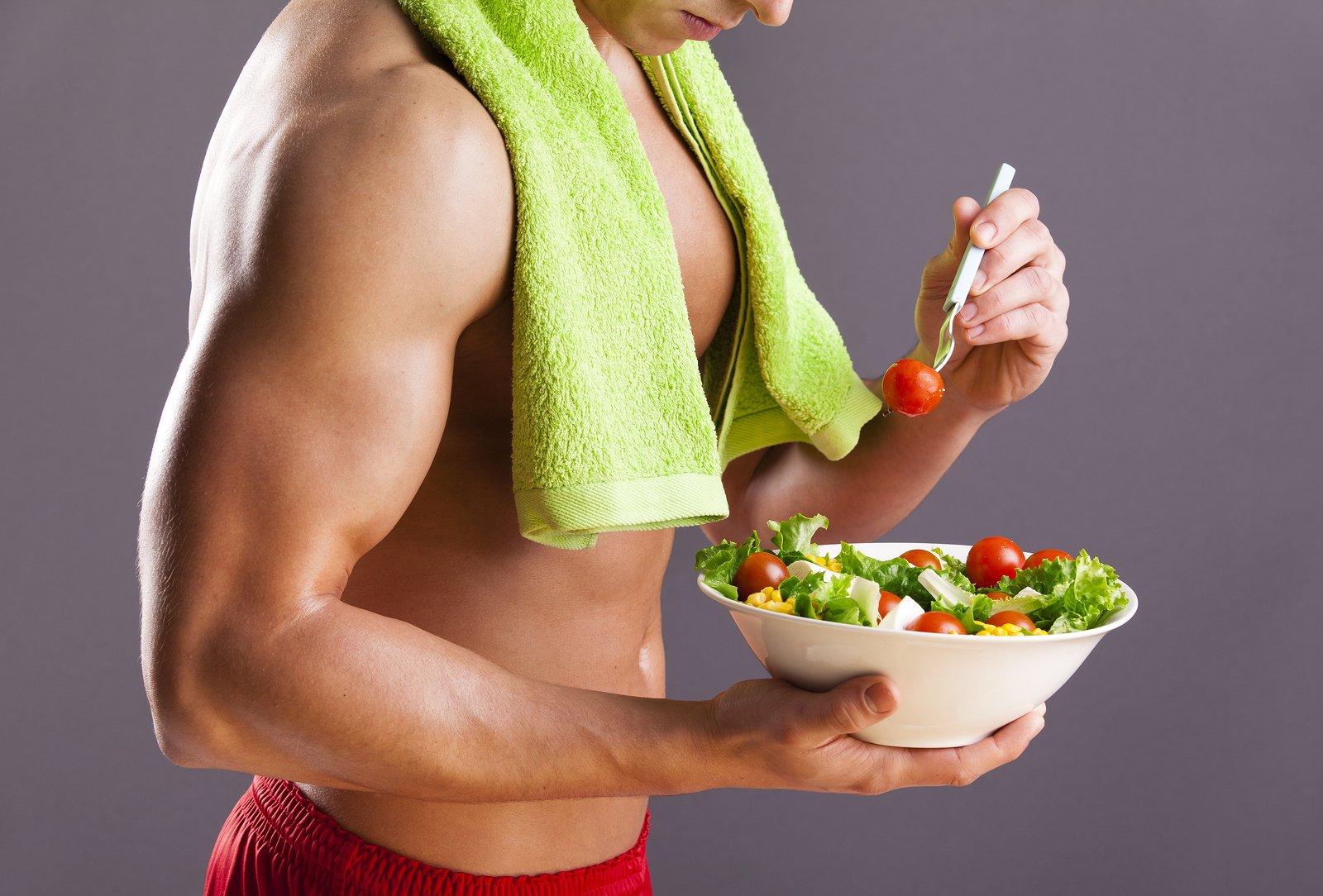 Тренинг И Питание Для Похудения.