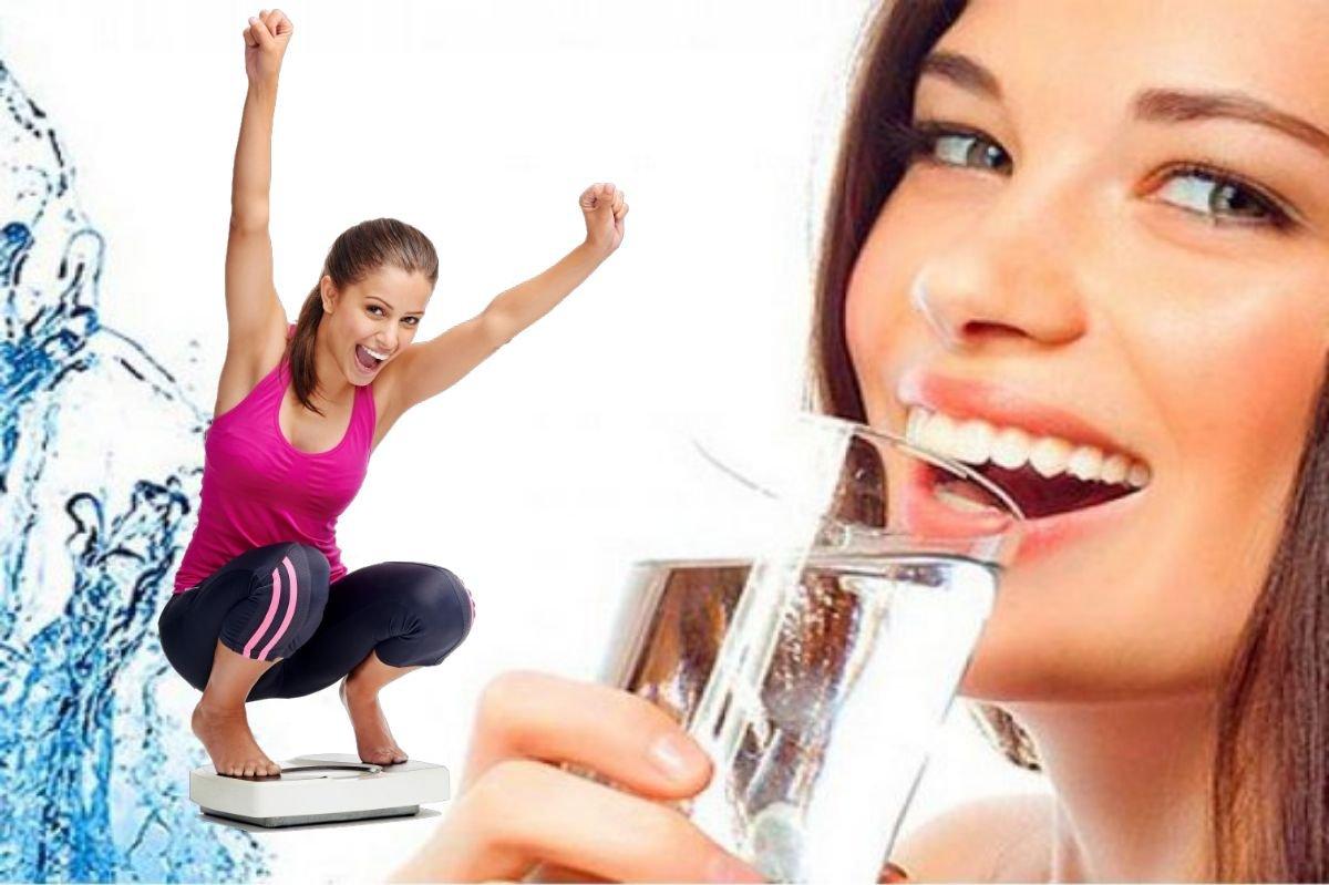 Водная диета похудеть на 5 кг