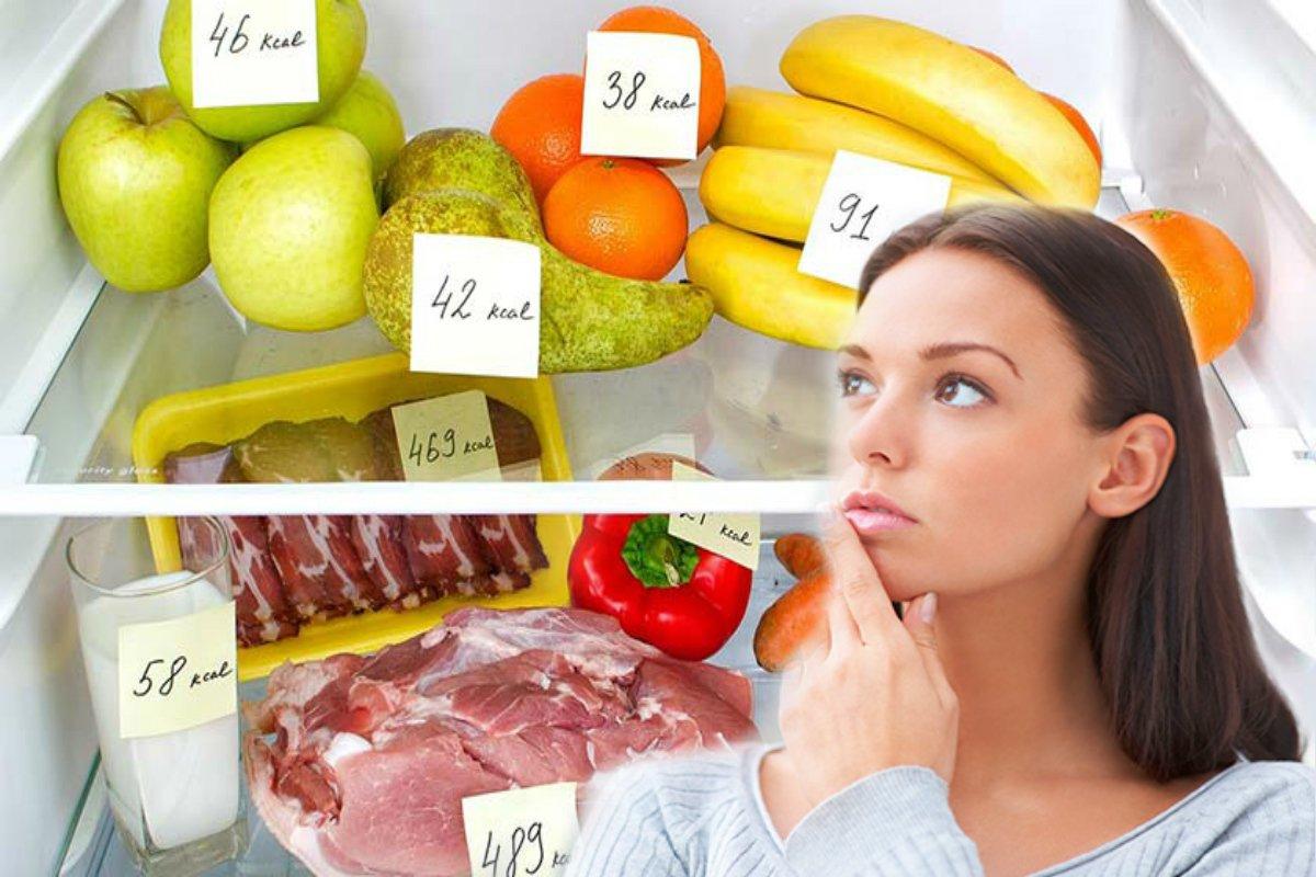 Поможет похудеть подсчет калорий