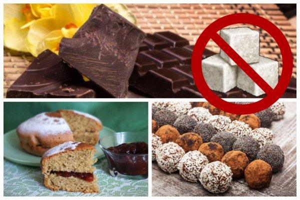 Как диабетику приготовить сладости, не повышая сахар в крови