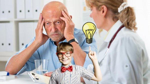 Память как у молодого! Врач объяснил, как предотвратить болезнь Альцгеймера