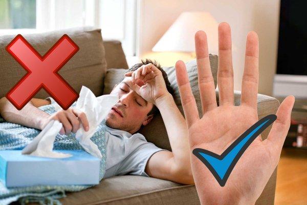 Пальцы рук  залог здоровья: Иммунолог назвал лучшее упражнение от вирусов