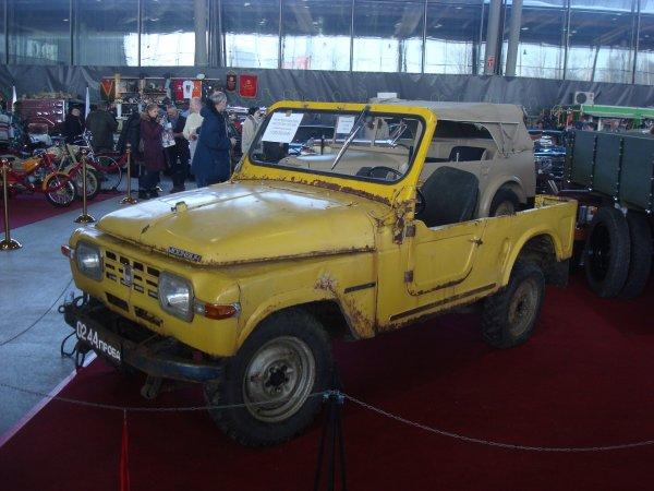 Первый советский «Джип»: «Москвич-415» в наше время могли ожидать блестящие перспективы – «Крузакам» пришлось бы туго