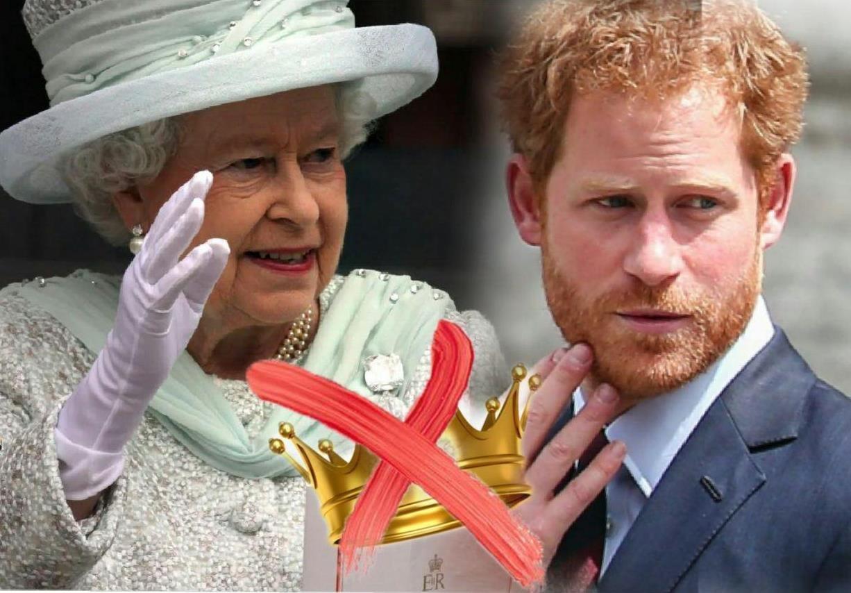 Елизавета II наносит «удар под дых»: Королева лишила принца Гарри главного достоинства