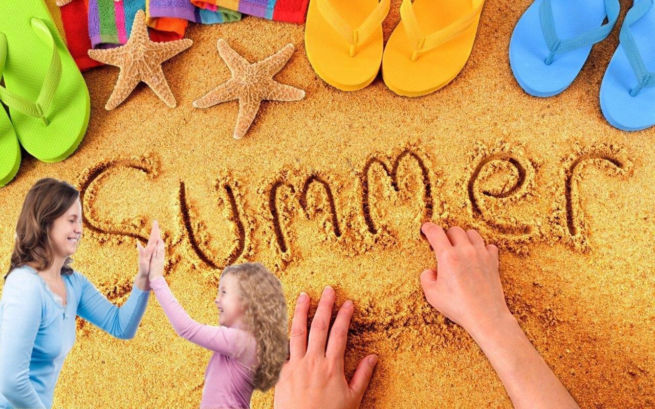 Картинки каникул летом