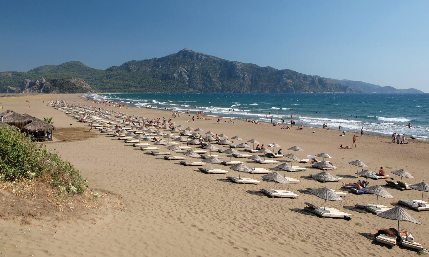 турецкие пляжи сегодня фото это