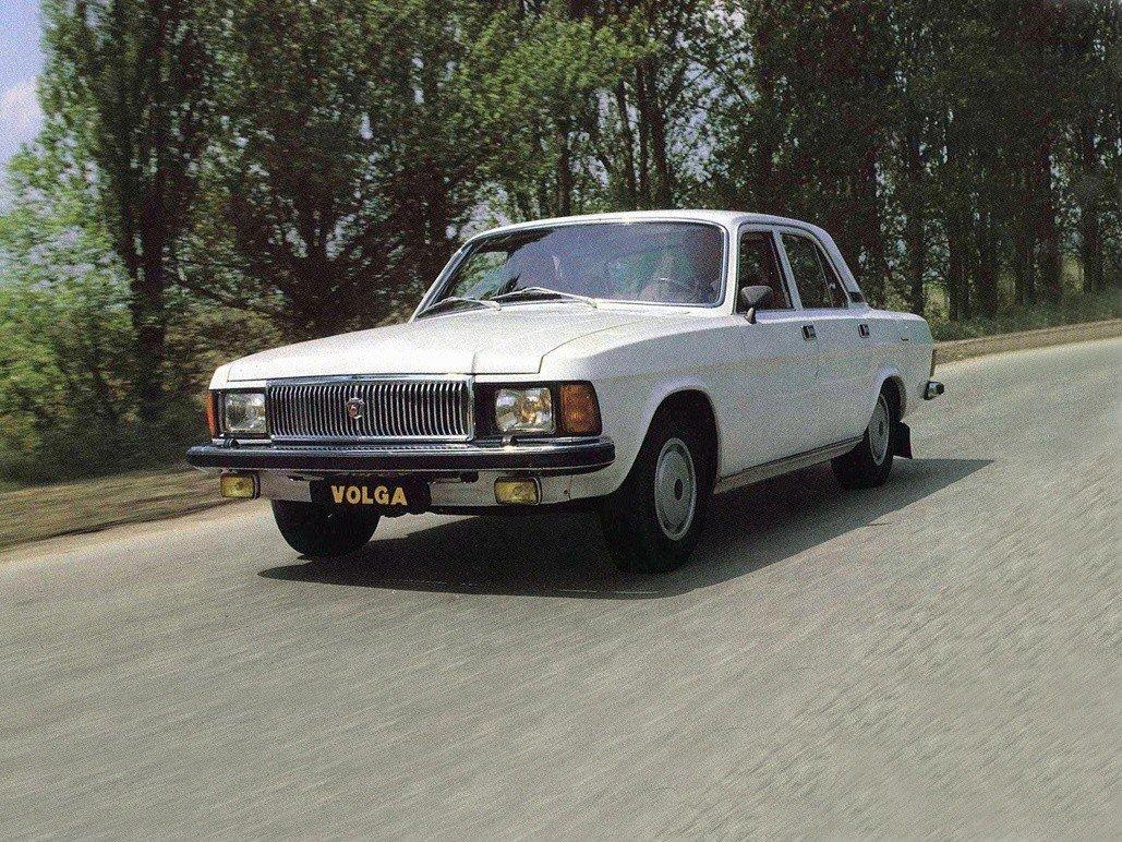 Когда не хватает на «Крузак»: Сеть удивил ГАЗ-3102, адаптированный под бездорожье - Версия.Инфо