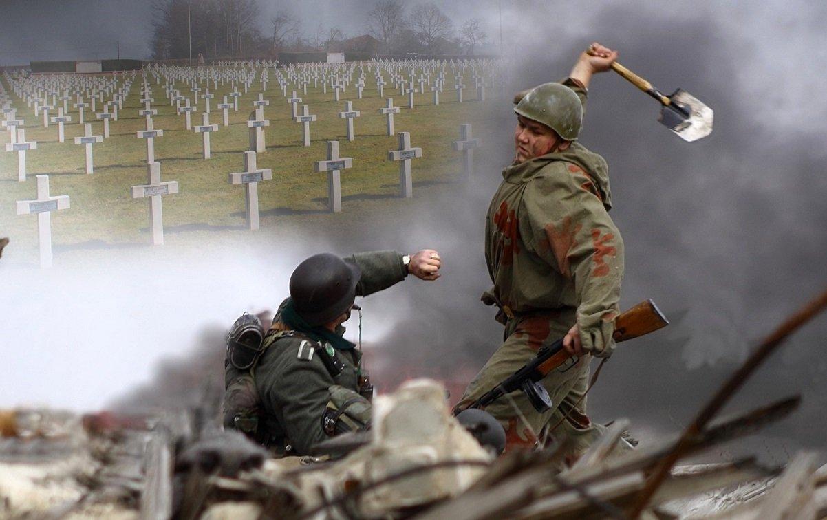 Потери в Великой Отечественной войне — Википедия