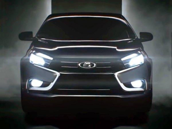 АвтоВАЗ, это не шутка Наконец-то дождались  новая LADA Vesta FL получит LED-оптику и выйдет в этом году