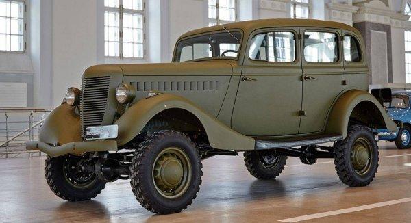 Крузакам пришлось бы собирать вещи: Какое будущее ожидало бы забытый ГАЗ-61-73 в современном мире
