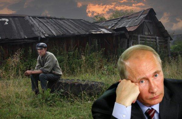 Россияне вымирают: Убыль населения РФ составила рекордные 316 000 человек