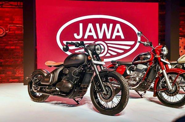 Легенда возвращается Мотоциклы Jawa могут доехать до России