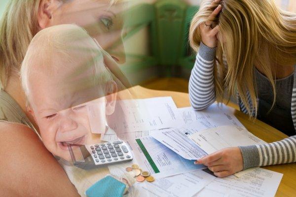 Материнский капитал заберут за долги по банковским кредитам
