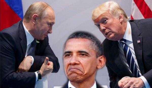 Россия и США обвинили Барака Обаму в госизмене