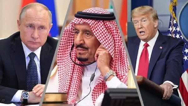 Саудовская Аравия будет возмещать репарации проигравшего России