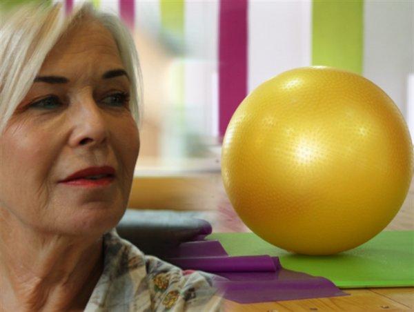 Фитнес помогает в борьбе с болезнью Альцгеймера