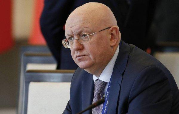 Некого винить, кроме себя: Небензя заявил о вине Украины в потере Крыма