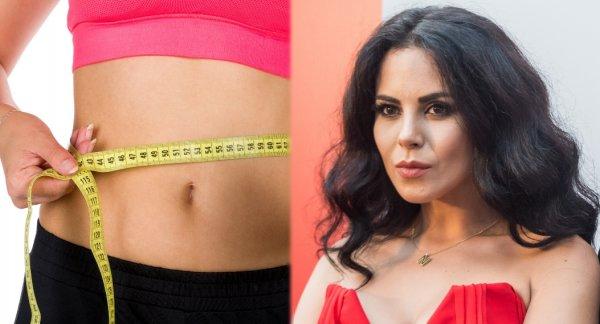 Настя Каменских рассказала о похудении на 20 кг за счёт дробного питания