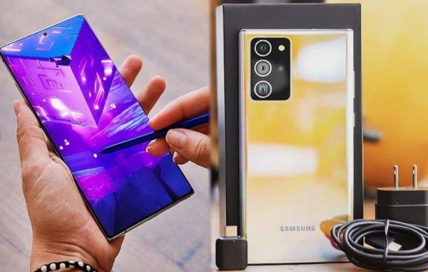 Китайский инсайдер раскрыл дату выхода Samsung Galaxy Note 20