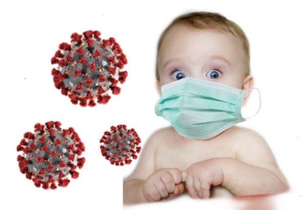 Дети до 6 лет оказались самыми опасными разносчиками коронавируса