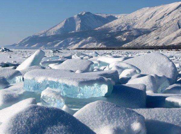 Озеро Байкал мутнеет