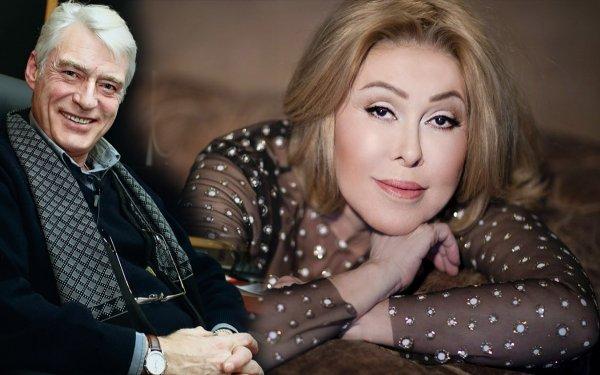 Успенская призналась, что была влюблена в женатого Щербакова