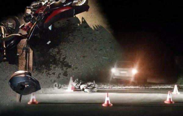 В Новосибирске 12-летний водитель сломал позвоночник в ДТП