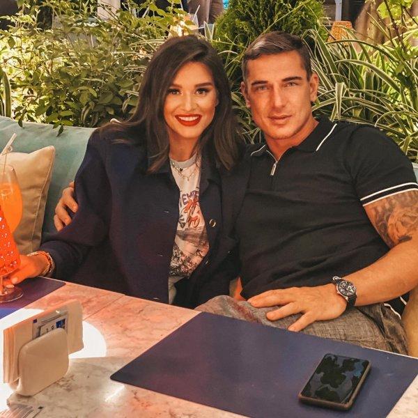Бородина и Омаров отметили свою «деревянную» свадьбу thumbnail