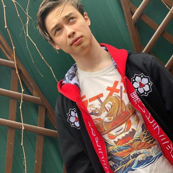 Сын Наташи Королёвой и Сергея Глушко в этот раз не хочет выносить отношения на публику, никто не знает даже имени его новой возлюбленной; фото с аккаунта @grek_grex в Instagram