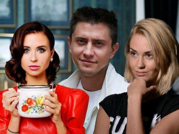Прилучный увлекся Карпович, но любит Муцениеце