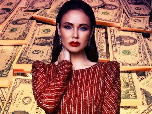 Утяшева уточнила: на 50 тысяч она проживет только в том случае, если не представится случай купить дизайнерское платье со скидкой; фото - versiya.info
