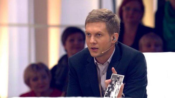 Кадр из ток-шоу «Судьба человека» с Борисом Корчевниковым