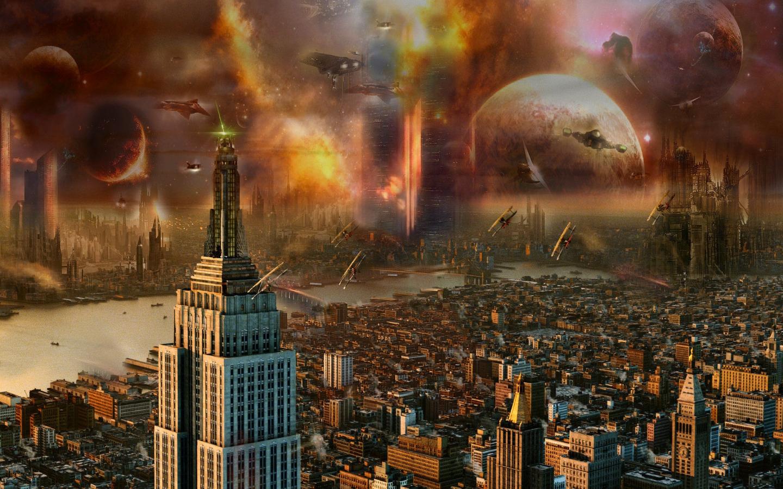 Картинки конец света картинки